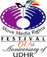 Move Media Rights FESTIVAL 60th Anniversary of UDHR